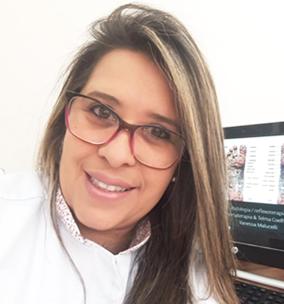 Foto médico Dra. Carla Aparecida Alvarenga de Paula
