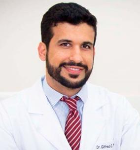 Foto médico Dr. Gilfred Canuto Pereira